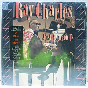 レコード画像:RAY CHARLES / Just Between Us