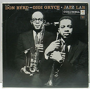 レコード画像:DON BYRD / GIGI GRYCE / Jazz Lab