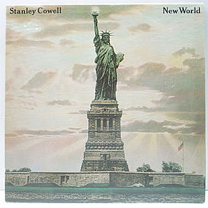 レコード画像:STANLEY COWELL / New World