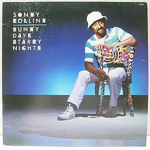 レコード画像:SONNY ROLLINS / Sunny Days Starry Nights