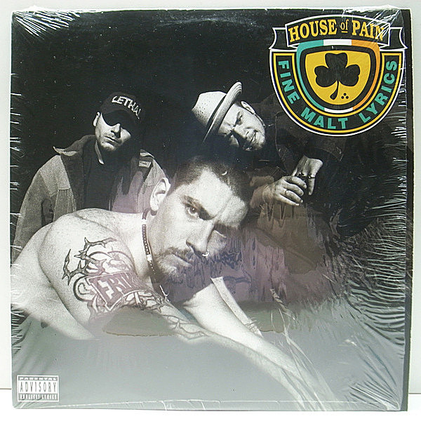 レコードメイン画像:ALBERT KINGネタ シュリンク極美品!! USオリジナル HOUSE OF PAIN Fine Malt Lyrics ('92 Tommy Boy) DJ MUGGS, SON DOOBIE 参加 SAMPLING