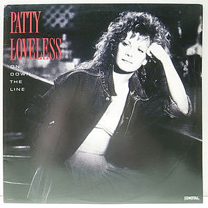 レコード画像:PATTY LOVELESS / On Down The Line