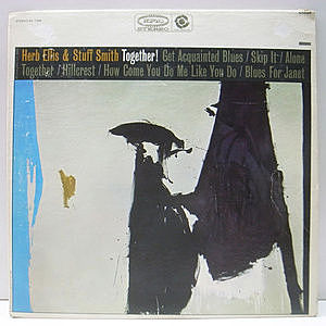 レコード画像:HERB ELLIS / STUFF SMITH / Together!