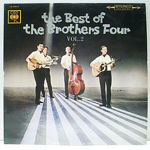 レコード画像:BROTHERS FOUR / The Best Of The Brothers Four