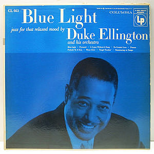 レコード画像:DUKE ELLINGTON / Blue Light