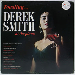 レコード画像:DEREK SMITH / Toasting Derek Smith