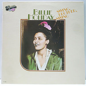 レコード画像:BILLIE HOLIDAY / Swing, Brother, Swing