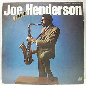 レコード画像:JOE HENDERSON / Foresight