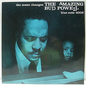 レコード画像:BUD POWELL / The Scene Changes (The Amazing)