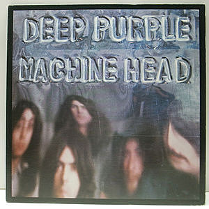 レコード画像:DEEP PURPLE / Machine Head