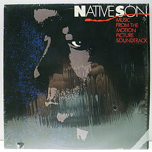 レコード画像:JAMES MTUME / Native Son (O.S.T)