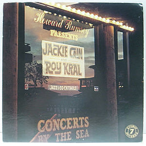 レコード画像:JACKIE & ROY / Concerts By The Sea