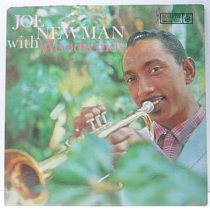 レコード画像:JOE NEWMAN / Joe Newman With Woodwinds