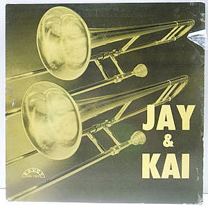 レコード画像:J.J. JOHNSON / KAI WINDING / Jay & Kai