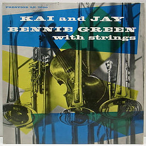 レコード画像:KAI AND JAY / BENNIE GREEN / Same