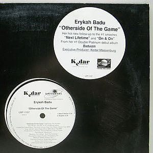 レコード画像:ERYKAH BADU / Otherside Of The Game