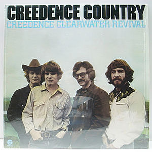 レコード画像:CREEDENCE CLEARWATER REVIVAL / Creedence Country
