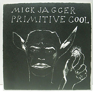 レコード画像:MICK JAGGER / Primitive Cool