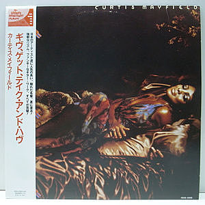 レコード画像:CURTIS MAYFIELD / Give, Get, Take And Have