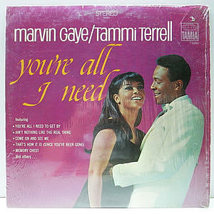 レコード画像:MARVIN GAYE / TAMMI TERRELL / You're All I Need