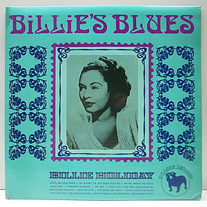 レコード画像:BILLIE HOLIDAY / Billie's Blues