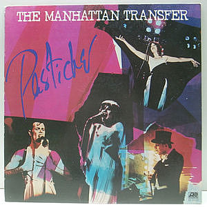 レコード画像:MANHATTAN TRANSFER / Pastiche