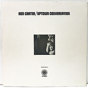 レコード画像:RON CARTER / Uptown Conversation