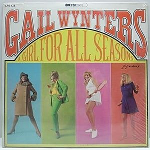 レコード画像:GAIL WYNTERS / A Girl For All Seasons