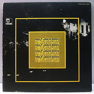 レコード画像:MILT JACKSON / At The Museum Of Modern Art