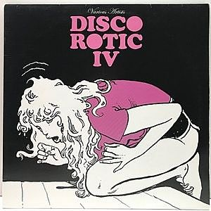 レコード画像:VARIOUS / Disco Rotic IV