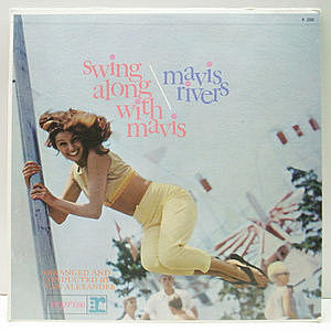 レコード画像:MAVIS RIVERS / Swing Along With Mavis