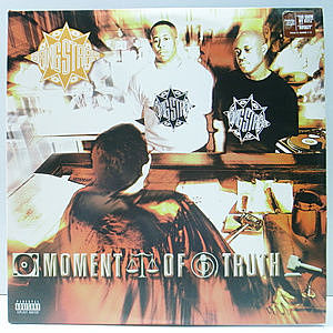 レコード画像:GANG STARR / Moment Of Truth