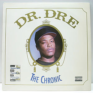 レコード画像:DR.DRE / The Chronic