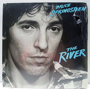 レコード画像:BRUCE SPRINGSTEEN / The River