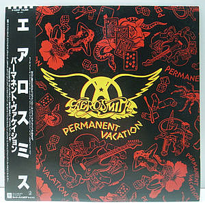 レコード画像:AEROSMITH / Permanent Vacation