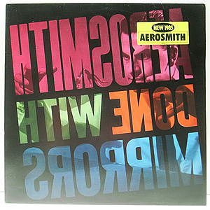 レコード画像:AEROSMITH / Done With Mirrors