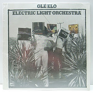 レコード画像:ELECTRIC LIGHT ORCHESTRA / Ole ELO