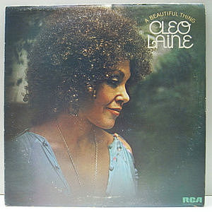 レコード画像:CLEO LAINE / A Beautiful Thing