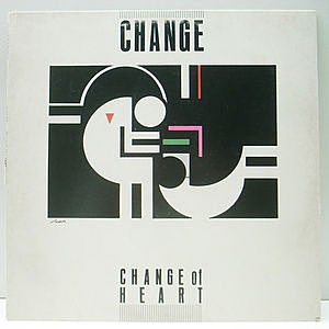 レコード画像:CHANGE / Change Of Heart