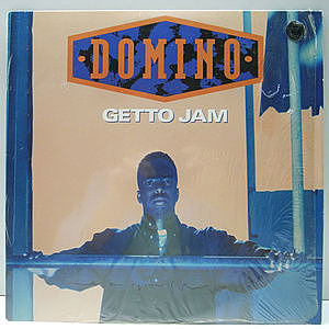 レコード画像:DOMINO / Getto Jam