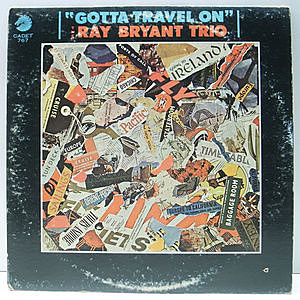 レコード画像:RAY BRYANT / Gotta Travel On