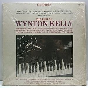レコード画像:WYNTON KELLY / Best Of