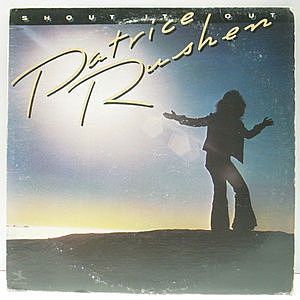 レコード画像:PATRICE RUSHEN / Shout It Out