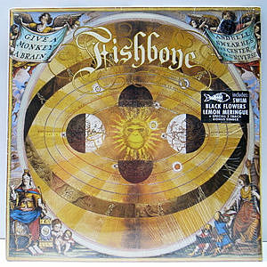 レコード画像:FISHBONE / Give A Monkey A Brain...And He'll Swear He's The Center Of The Universe