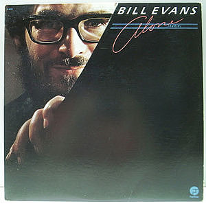 レコード画像:BILL EVANS / Alone (Again)