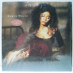 レコード画像:KARYN WHITE / Same