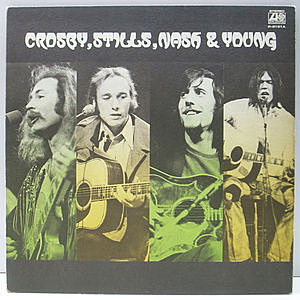 レコード画像:CROSBY, STILLS, NASH & YOUNG / All Together