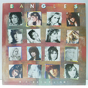 レコード画像:BANGLES / Different Light