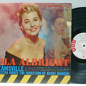 レコード画像:LOLA ALBRIGHT / Dreamsville