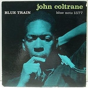 レコード画像:JOHN COLTRANE / Blue Train